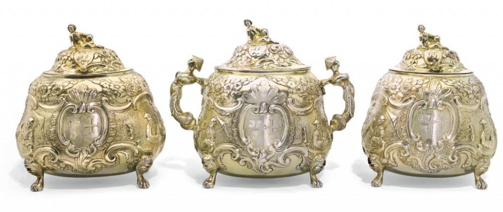 Chinoiserie Gilt Sothebys
